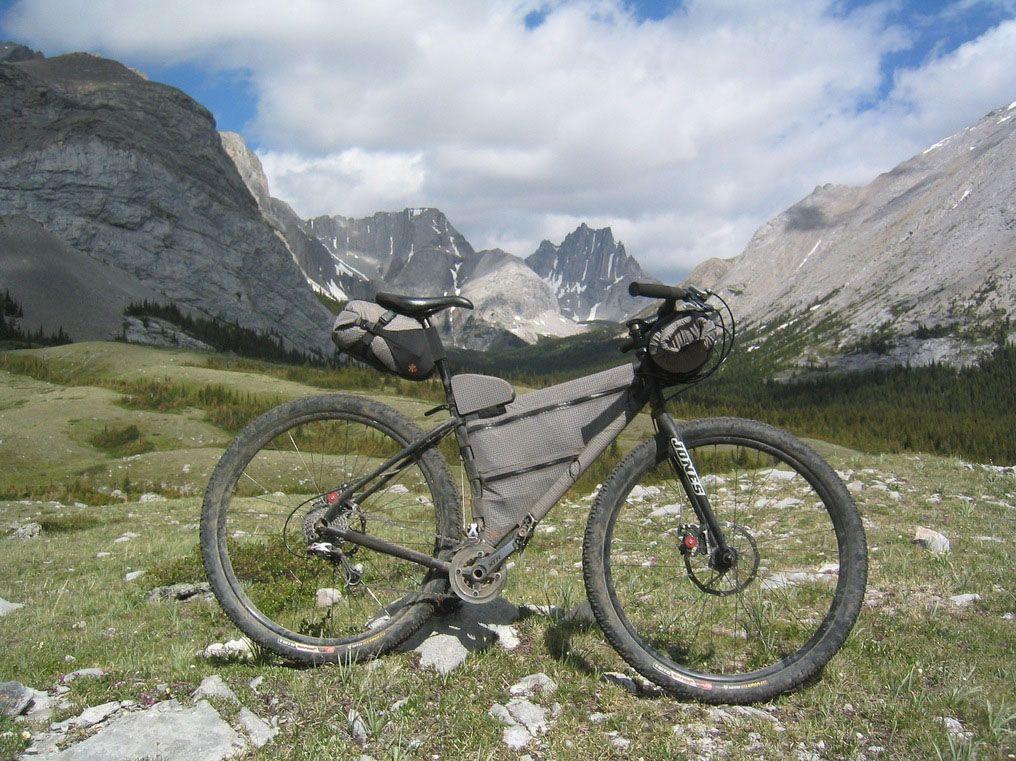 Bike Touring Special Choosing A Bike Touring Bike Touring