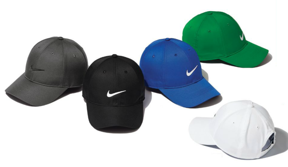 6249631ae33 Nike Dri-Fit Swoosh Front Cap 548533 Shop this Nike Dri-Fit Swoosh Front Cap  ( 15.30) and all other headwear and apparel at low wholesale prices -- only  at ...