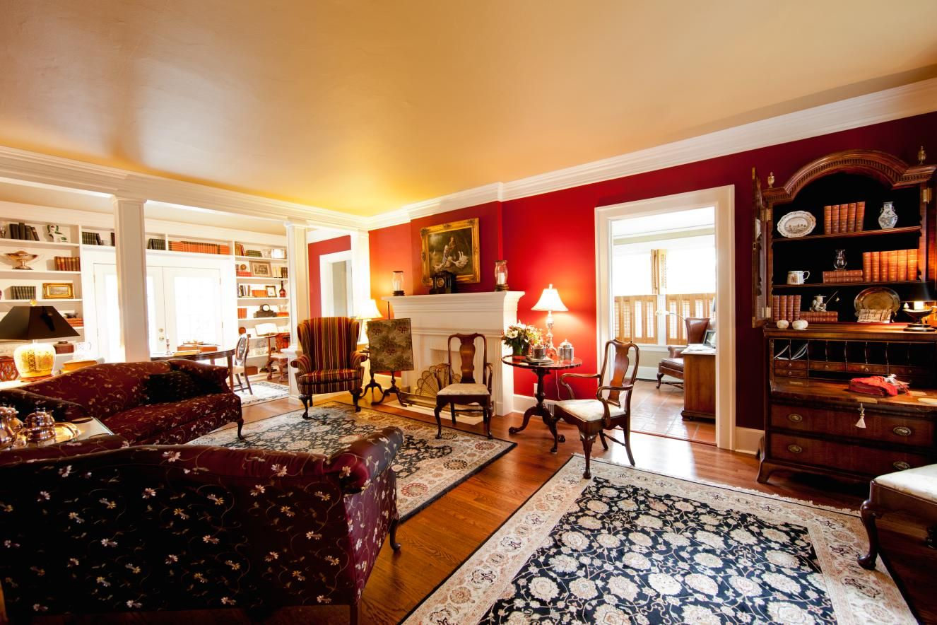 Sidwell Friends Bed & Breakfast in SouthernIllinois has