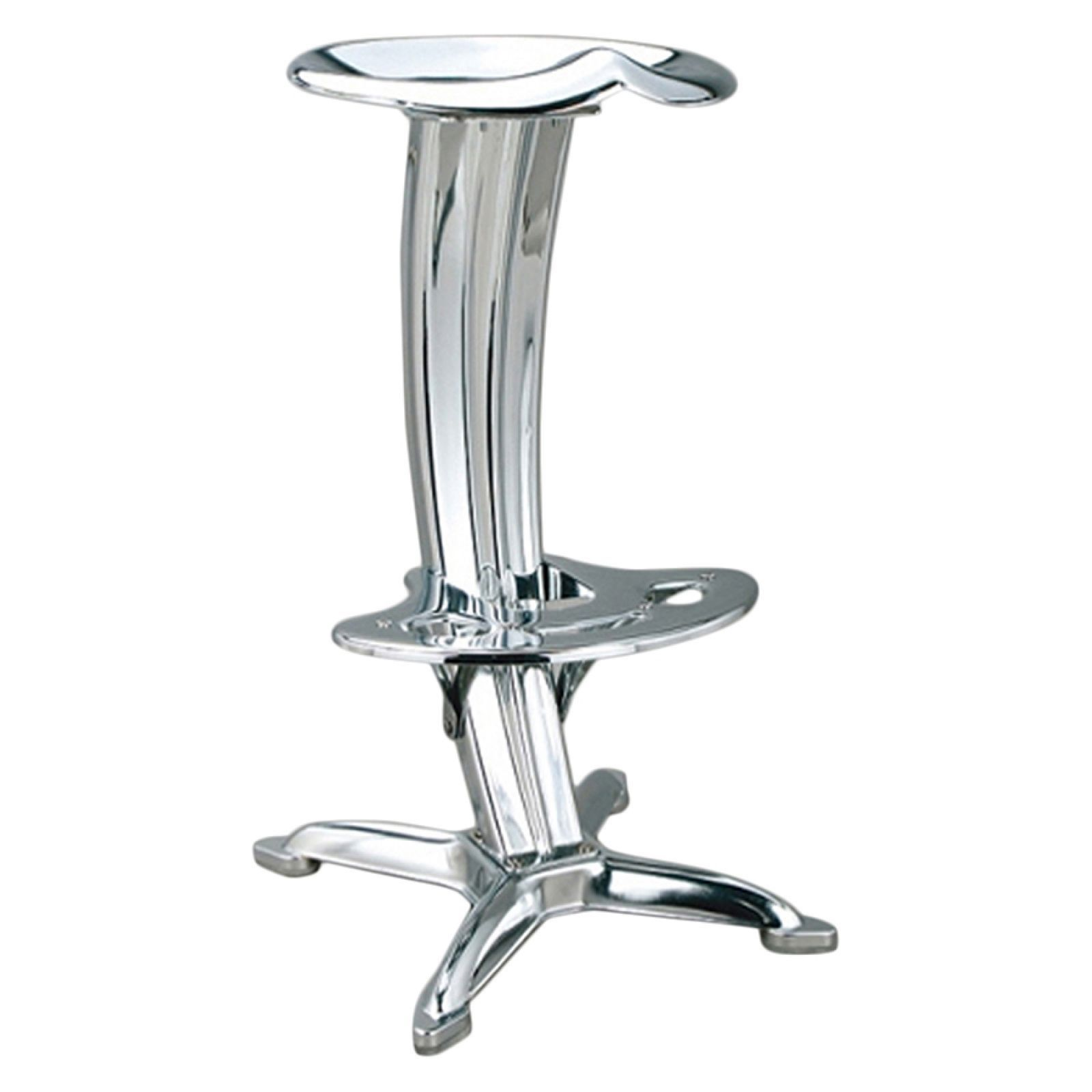 Wondrous Dulton Lotus Bar Stool Chrome Zanui Com Au Counter Onthecornerstone Fun Painted Chair Ideas Images Onthecornerstoneorg