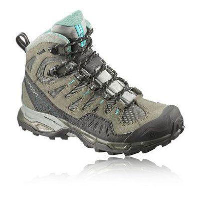 Salamon hiking boots size 10 – Marissa –Salomon Conquest GTX