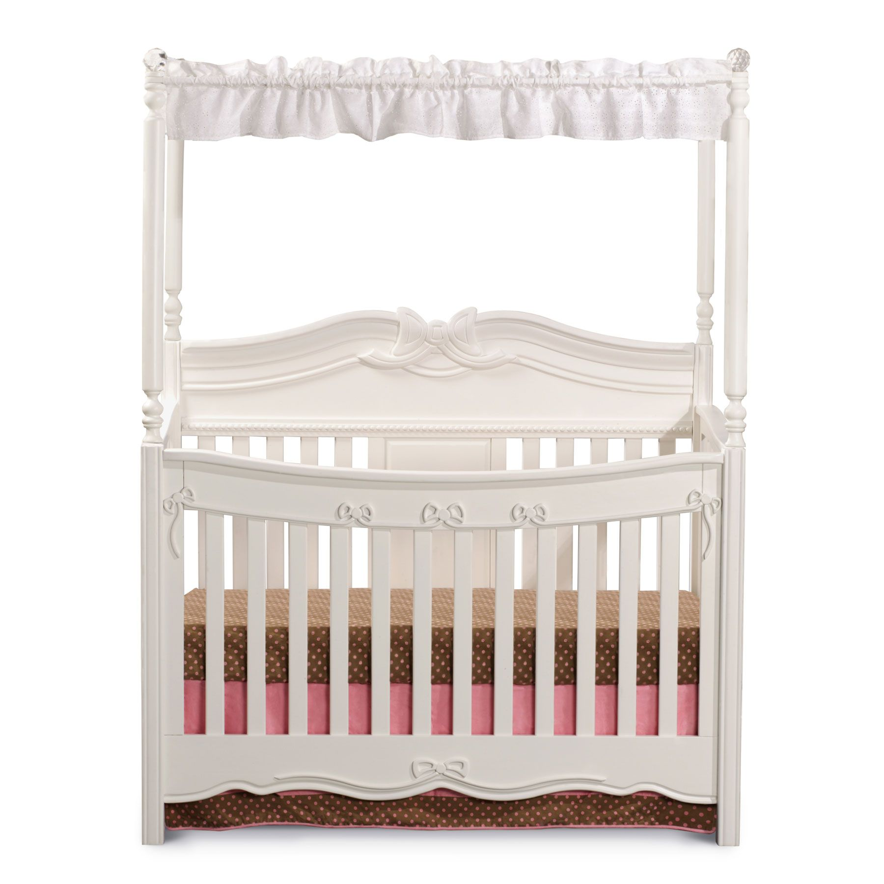 Enchanted 4-in-1 Crib from Delta Children\'s Products featuring ...