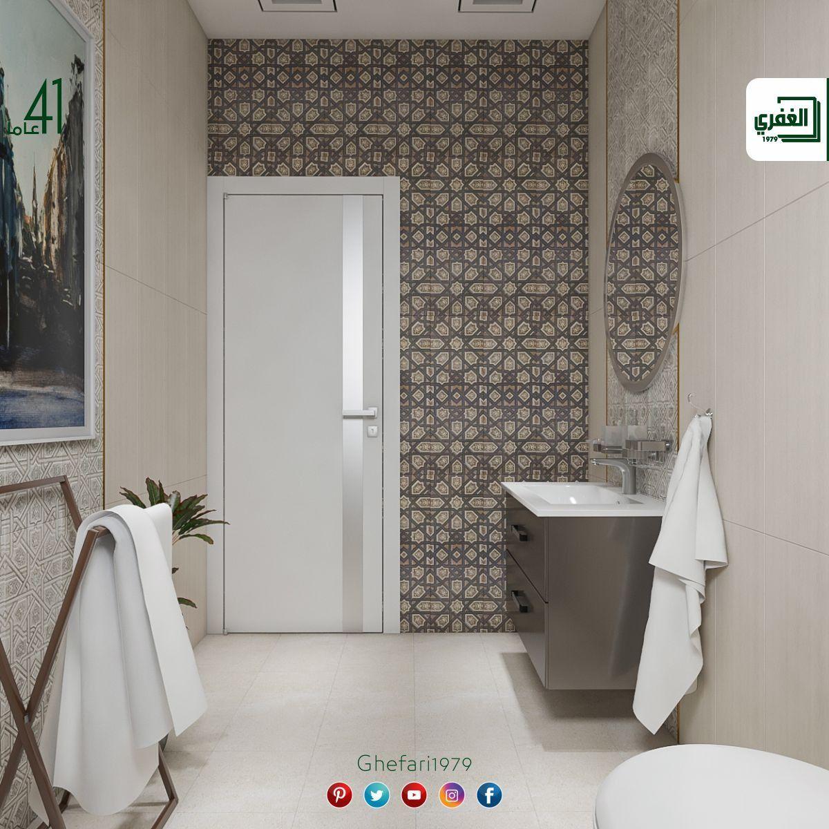 بلاط أسباني ديكور اندلسي للاستخدام داخل الحمامات المطابخ اماكن اخرى للمزيد زورونا على موقع الشركة Https Ww Framed Bathroom Mirror Bathroom Mirror Bathtub