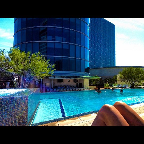 "@cam_newtown's photo: ""#dallas #omni #monday #poolside"""