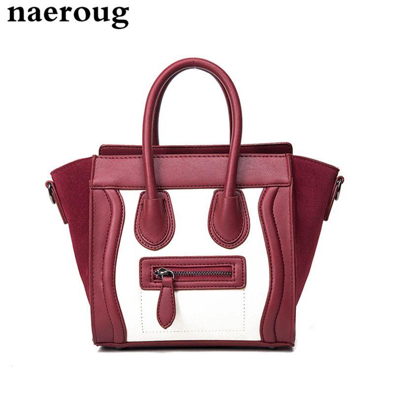 662273e95e49 Bolsos Mujer 2016 Trapeze Smiley Tote Bags Famous Luxury Brand ...