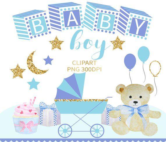 Baby Boy Clipart Baby Clip Art Baby Clipart Baby Shower Etsy Baby Clip Art Baby Girl Clipart Clip Art