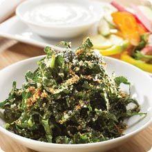 The key: Tuscan kale