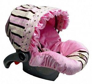Baby Bella Maya Pixie Stix Infant Car Seat Covers $79.95