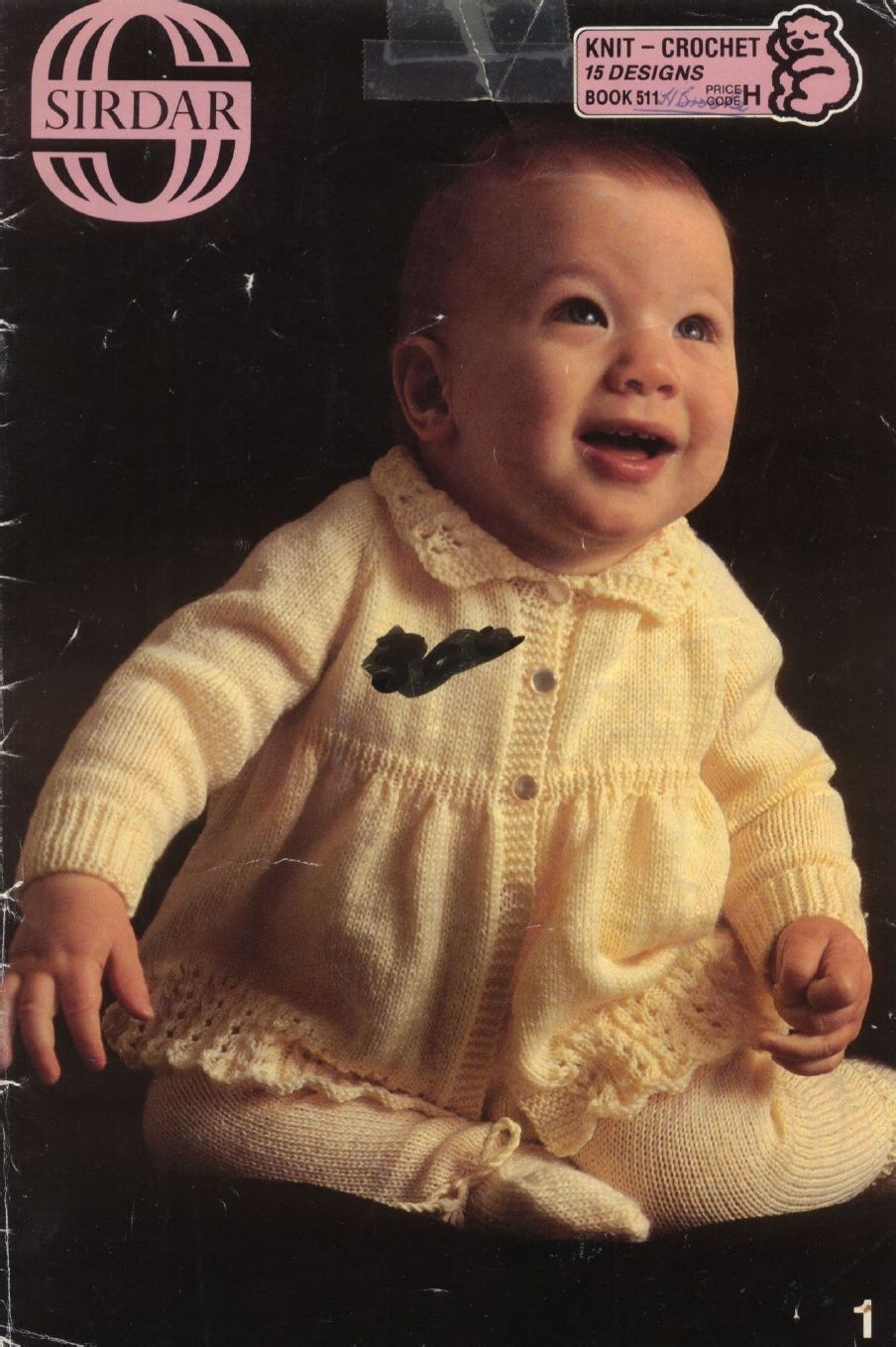 Sirdar 511 baby layette knitting pattern knitting for babies sirdar 511 baby layette knitting pattern bankloansurffo Image collections