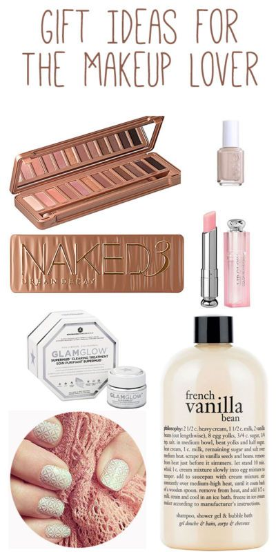 Gift Ideas For The Makeup And Beauty Lover