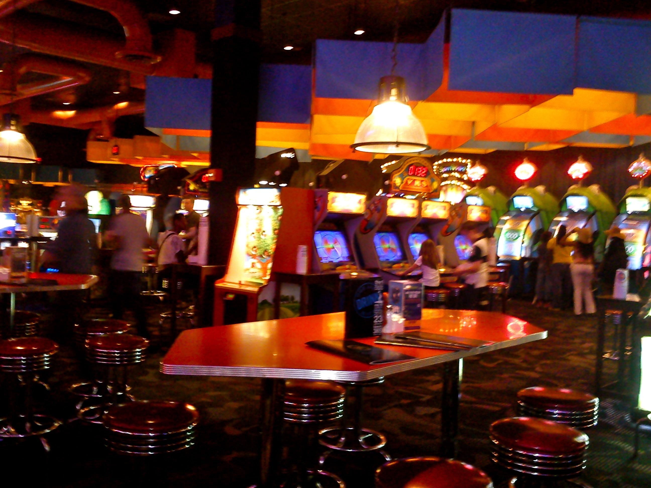 Dave And Busters  Google Search - Business & Professional