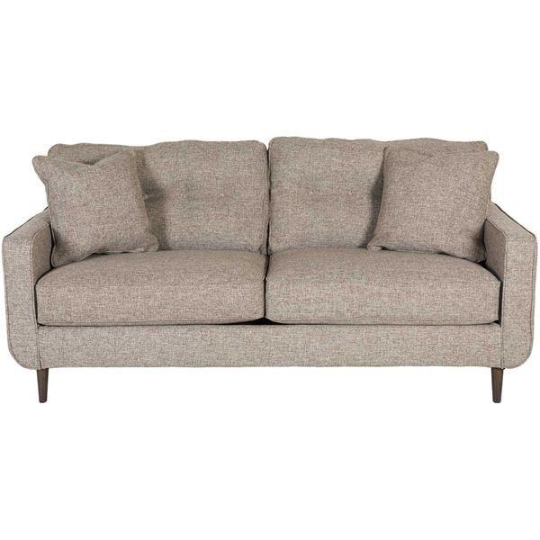 Chento Jute Sofa Ashley Furniture Sofas Ashley Furniture Fabric Sofa