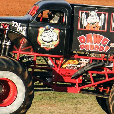 Photography Circle K Back To School Monster Truck Bash At The