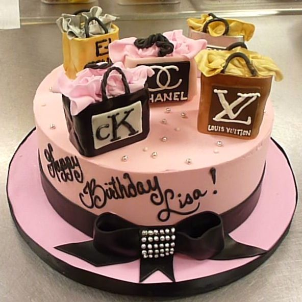 Fancy Girls Birthday Cakes Birthday Cake Gallery