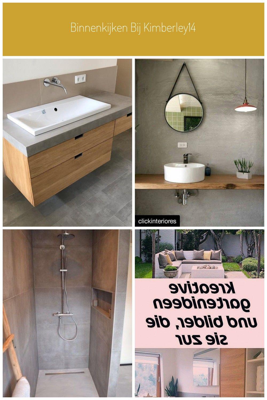 Hande Waschen Nicht Vergessen Waschtisch Eichenholz Beton Waschbecken Waschbeckenunterschrank Bad Badezimmer Eiche Bad In 2020 Bathroom Vanity Vanity Bathroom