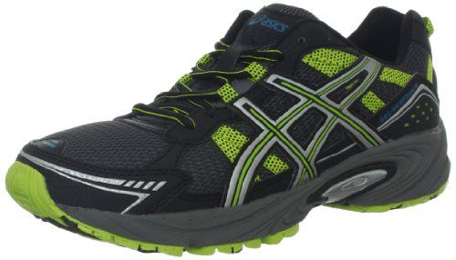 ASICS Men's GEL-Venture 4 Running Shoe -                     Price: $  60.00             View Available Sizes & Colors (Prices May Vary)        Buy It Now      Comfortable on-road, the grippy outsole truly shines when you leave the paved path.   Removable foam insole Rearfoot GEL cushioning system Trail Specific Outsole Style...