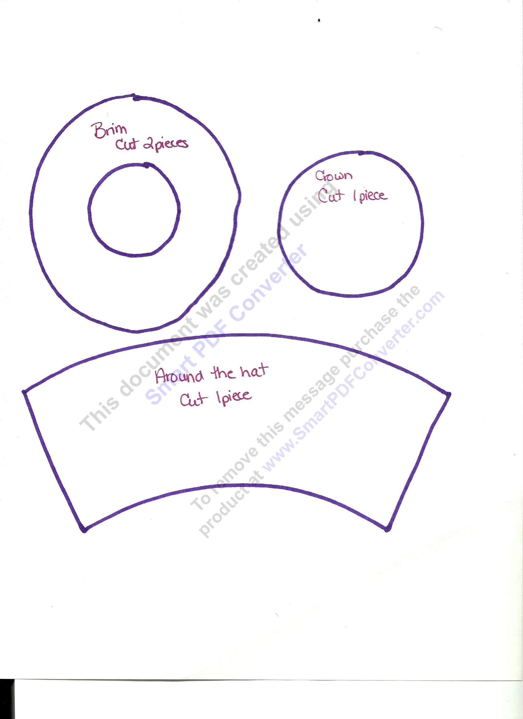 Image result for how to make a snowman hat from felt | Christmas ...