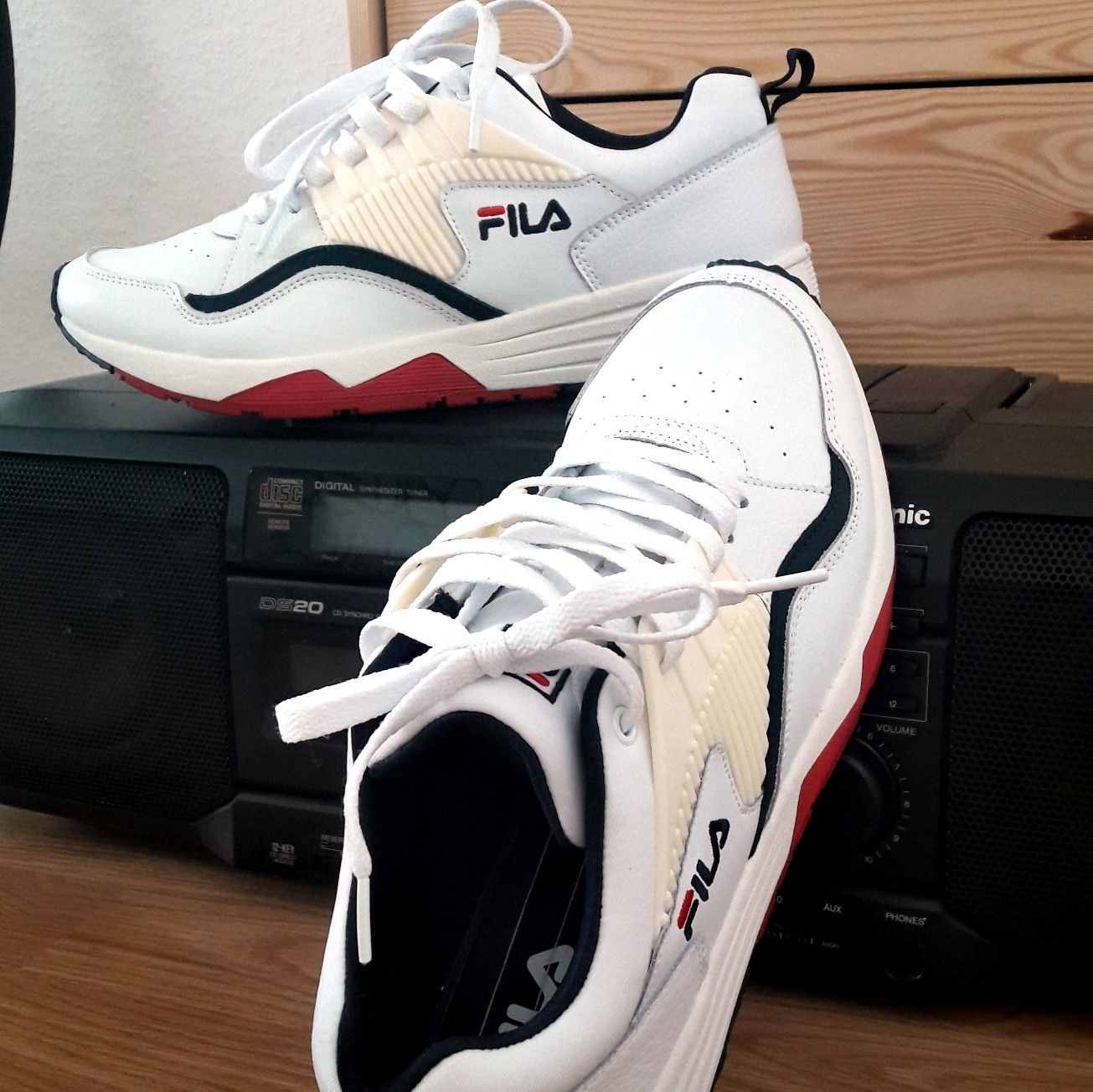 Fila Riot F Low sneakers