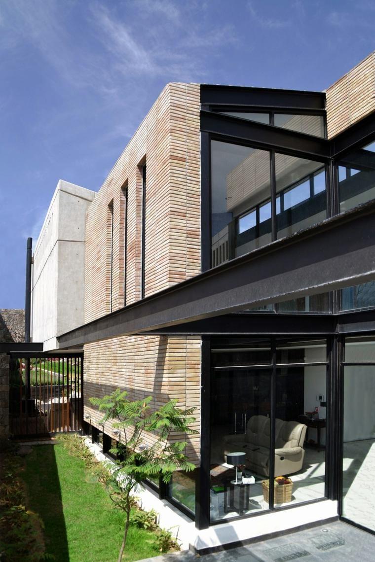 Das AB-Haus gelegen in Leon, Mexiko - zeitgenössische Architektur