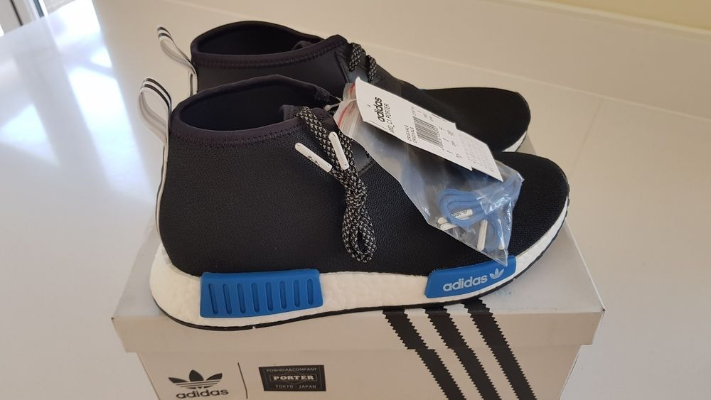 ADIDAS x HEAD PORTER JAPAN NMD C1 CHUKKA CP9718 Trainers Sneakers Genuine UK  8  adidas  Trainers 65f4ece0e