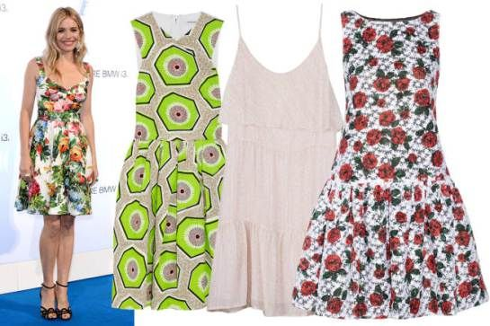 The Sundress 10 MUST-HAVE ITEMS Spring Essential SS2014