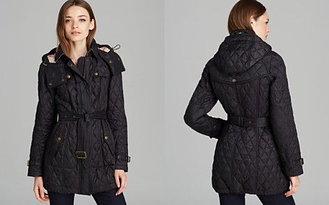 Burberry Quilted Jacket Bloomingdale S Long Quilted Coat Burberry Quilted Jacket Coat