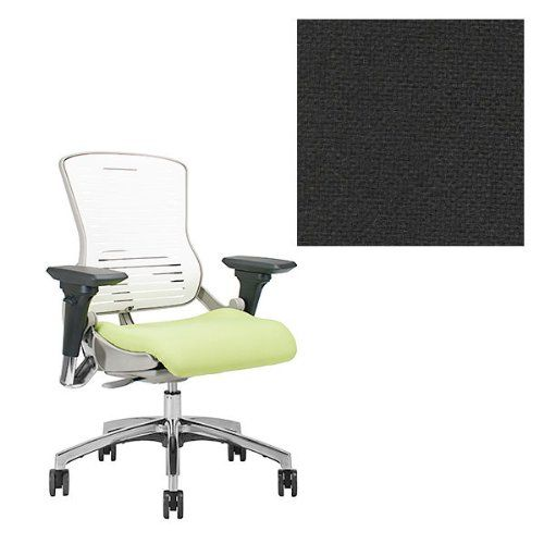 Office Master Om5 Black Frame Ergonomic Modern Stylish Office Chair With Adjustable Arms Grade 1 Fabric Stylish Office Chairs Chair White Dining Room Chairs