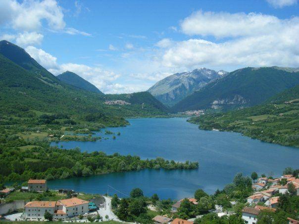 Barrea, Italy home of the madama (aka maddamma) clan