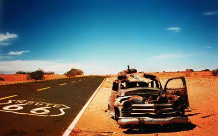 Faire La Route 66