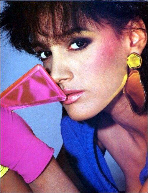 Makijaż Lat 80 Szalone Lata 80 Pinterest 80s Fashion Makeup