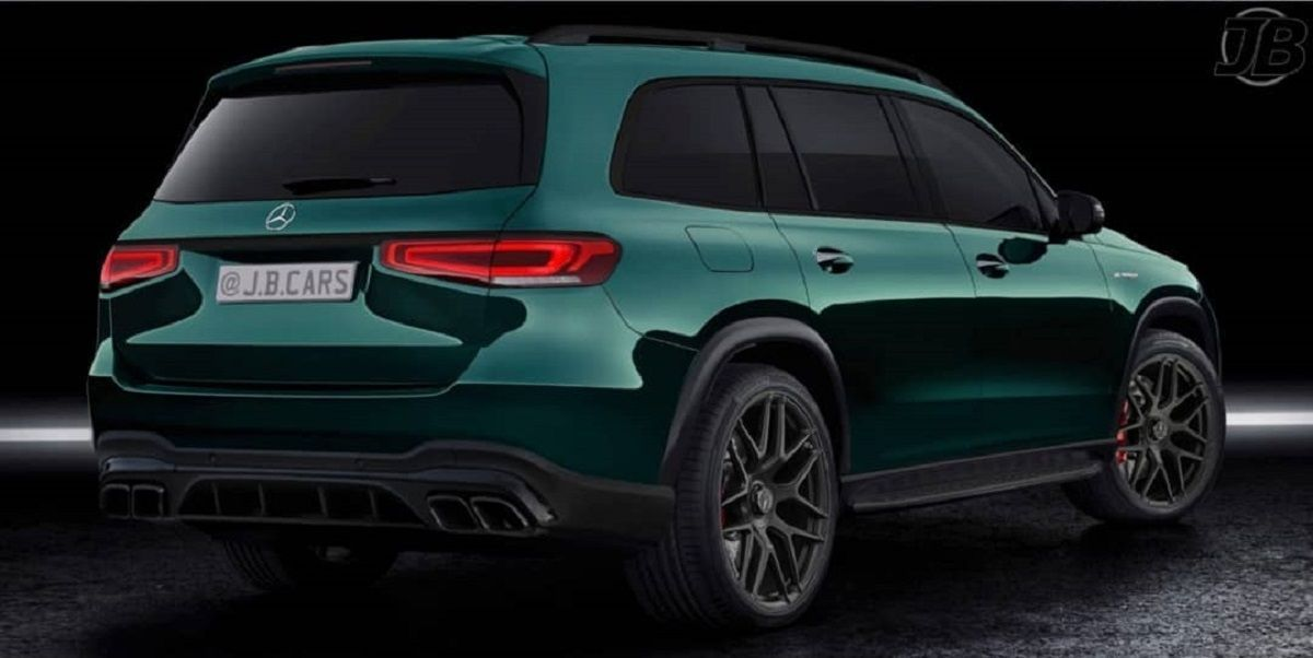 Mercedes Gls 63 Amg 2021 Vs Bmw X7 M Ecco Un Confronto Tra Due