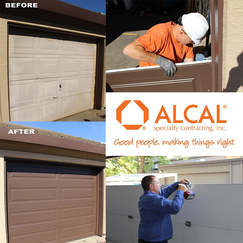 Garage Door Service & Repair Experts
