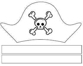 Pirate Pretend Play In 2020 Pirate Activities Pirate Hat Crafts Pirate Kids