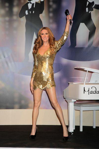 HERO BAI: Celine Dion's New Wax Figure Is Realistic & Sexy