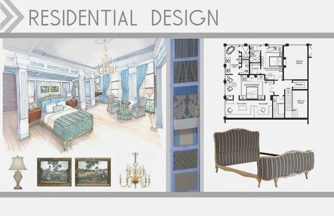 Taking The Plunge Ever Evolving Portfolio Additions Interior Design Student Interior Design Portfolios Portfolio Design