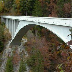 pont en béton armé