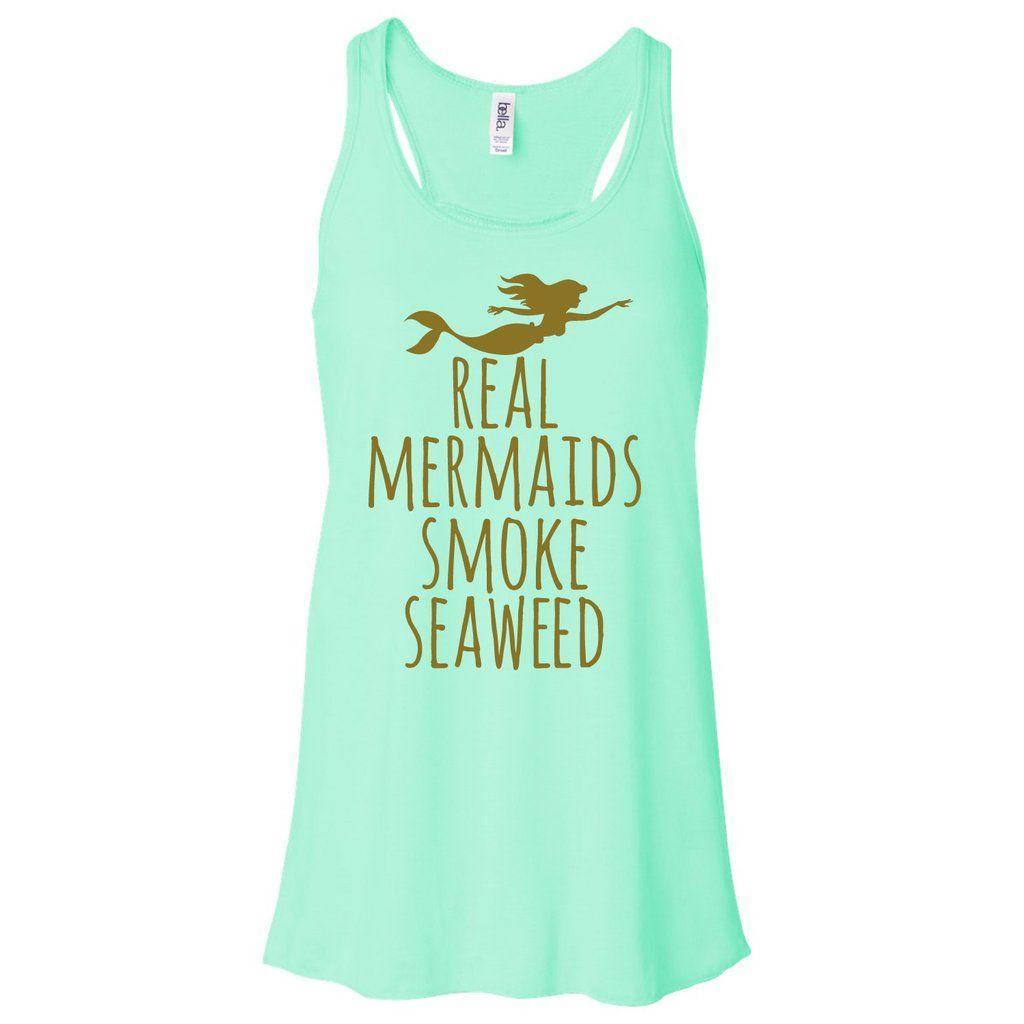 e80741af5c8d8 METALLIC GOLD! Real Mermaids Smoke Seaweed