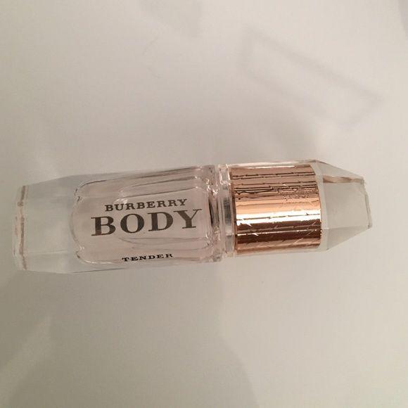 Burberry body perfume Brand new, mini! Burberry Makeup