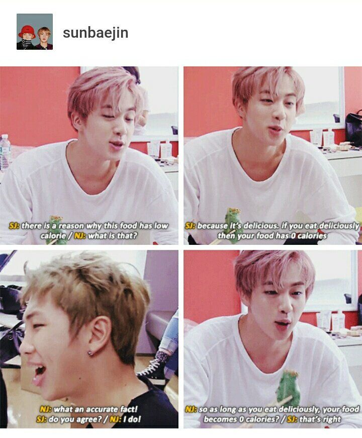 XD Namjoon is the most supportive leader  If you watch closely his