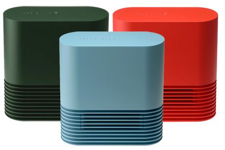 Decorative and Battery Operated Space Heater on Pinterest
