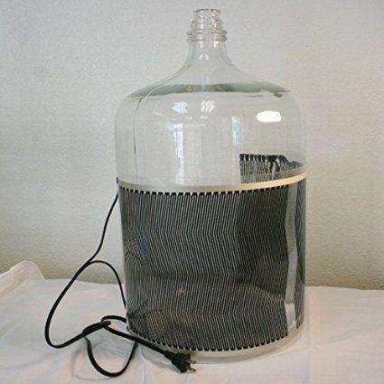 Homebrew Fermentation Heater 23 99 Home Brewing Home Brewing Beer Kombucha Supplies