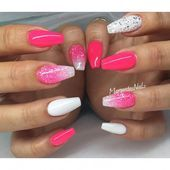Photo of Cutest Nail Designs Sommer Acryl #Nägel #Sommer # 2018 #Trends #Acryl #Colo   -…