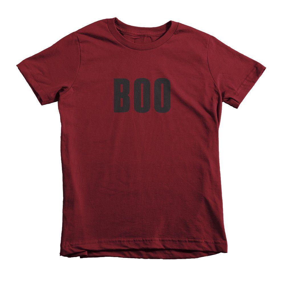 Boo Short sleeve kids t-shirt