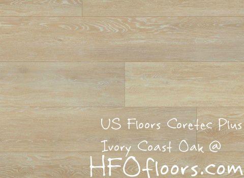 Us Floors Coretec Plus Ivory Coast Oak 7 Luxury Vinyl Plank