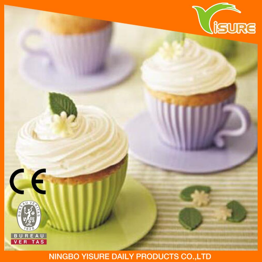 Quick details type cake tools cake tools type silicone cake cup eu xflitez Gallery