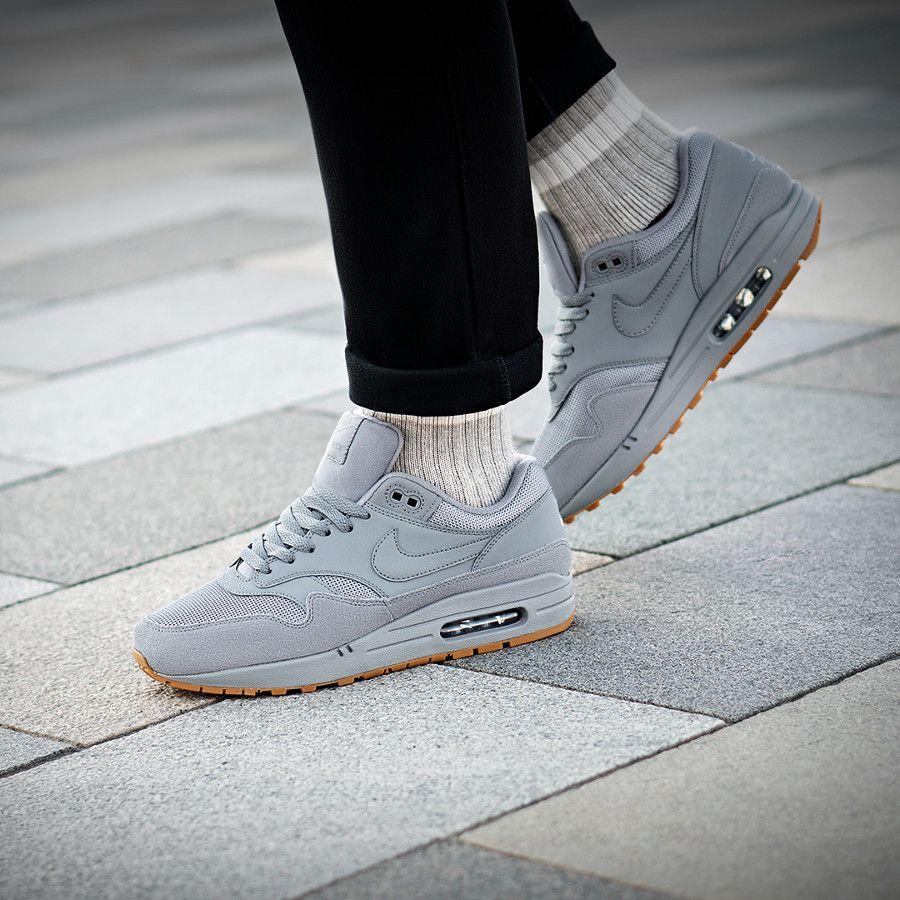 Nike Air Max 1 Cool Grey Gum | Nike air