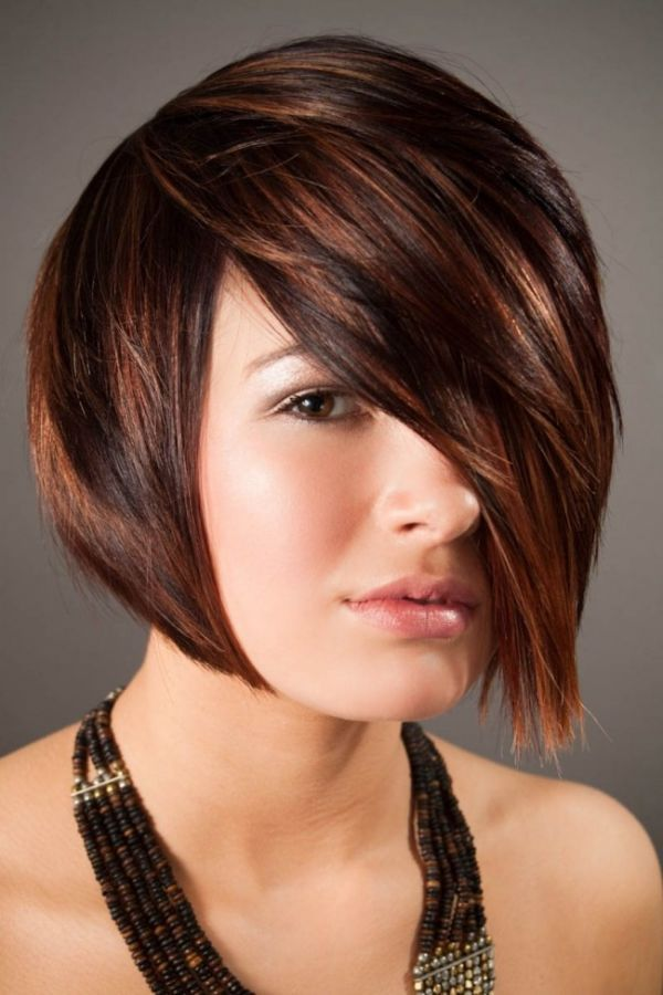 Coolest Hair Highlights For Short Haircuts 2017 Best Hair Color