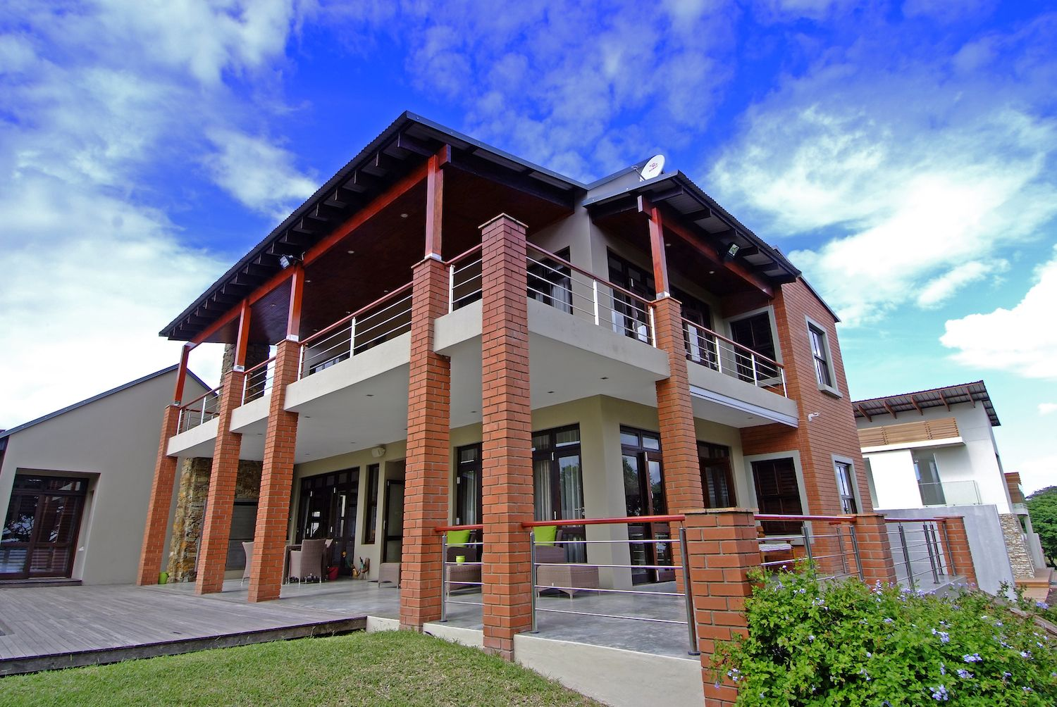 Image result for modernise brick face buildings home for Face brick homes