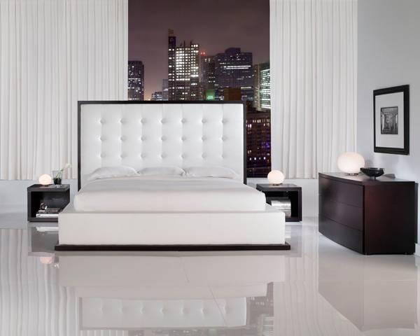 bedroom modern leather headboard disimpan designs dari bedroomi bed platform