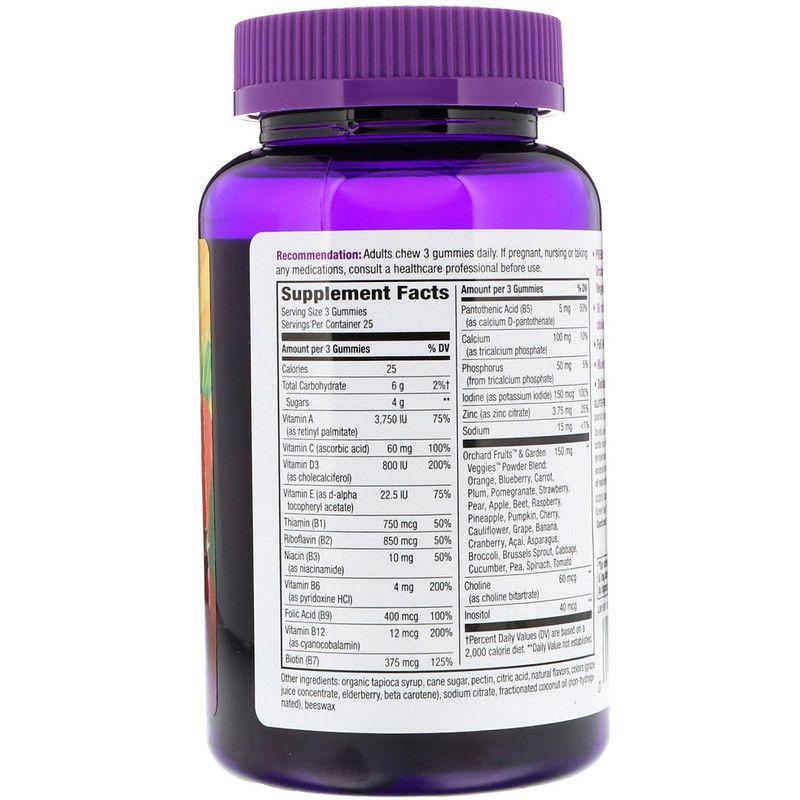 Nature S Way Alive أقراص مضغ فيتامينات متعددة للنساء 75 قرص Vitamins For Women Vitamins Multivitamin